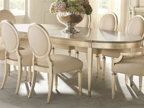 Oval Dining Tables Oval Kitchen Tables LuxeDecor