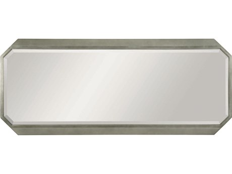 Caracole Classic See Me Now Smoldering Leaf 34''W x 82''H Rectangular Floor Mirror