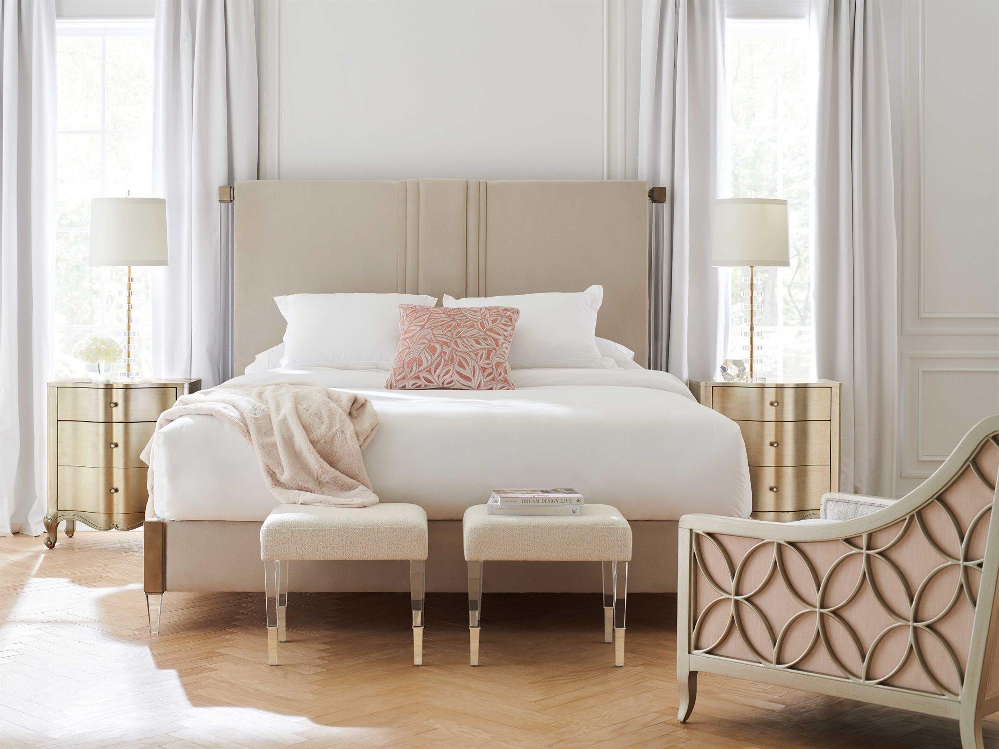 Caracole Caracole Classic Bedroom Set Caccla019102set