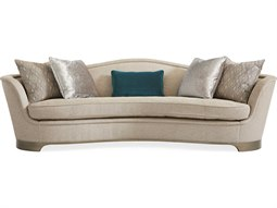 Classic Harvest Bronze Kidney Shape Sofa Couch
