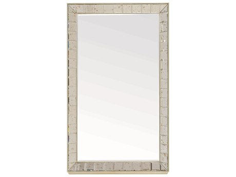 Caracole Classic Antiqued Mirror 63''W x 39''H Rectangular Wall Mirror CACCLA416043