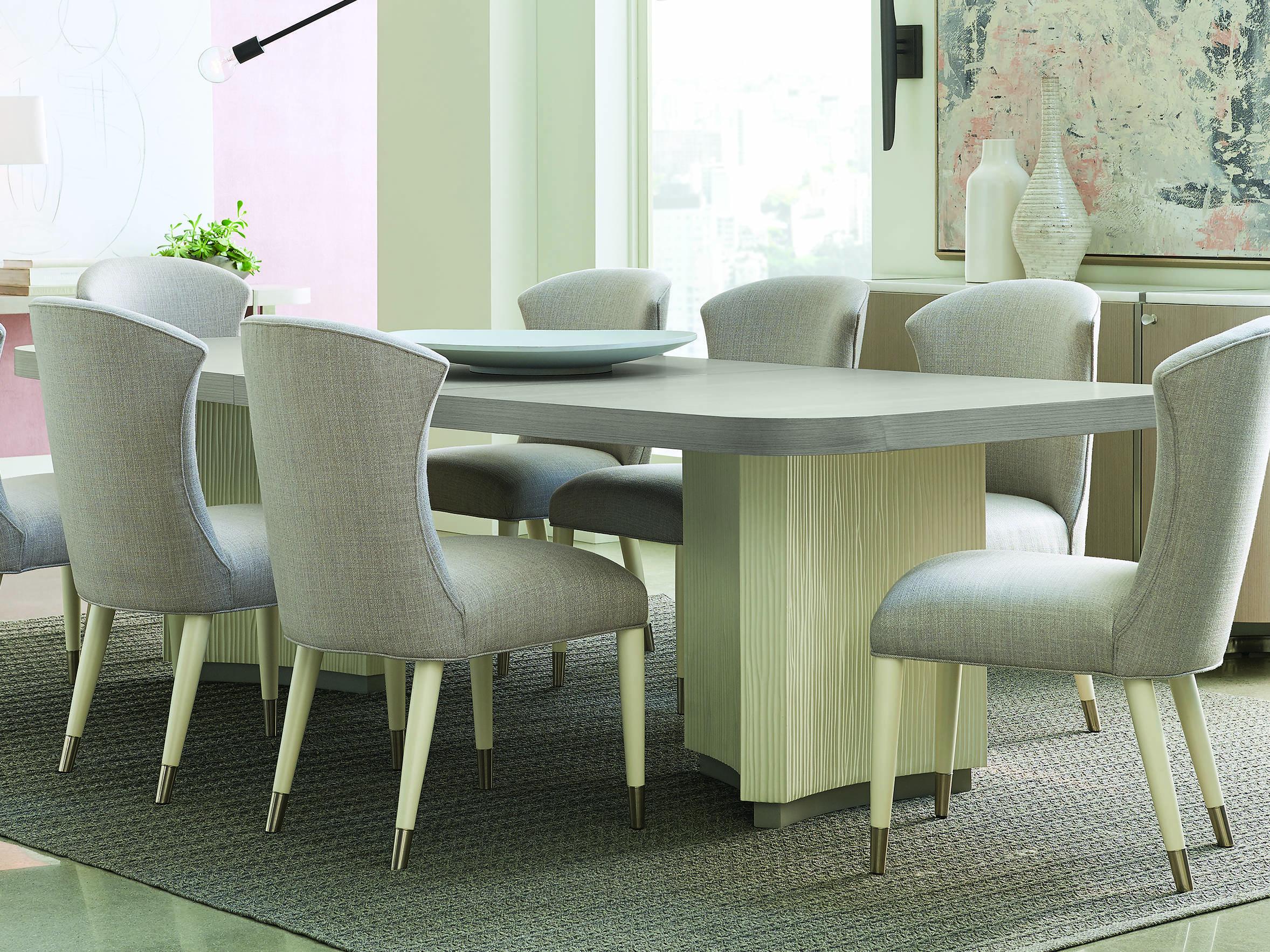 Caracole Grace Dining Room Set Cacm082418201set