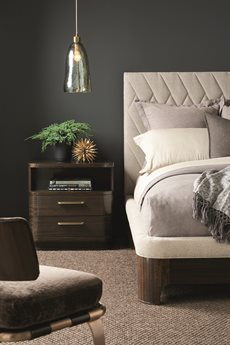 Caracole Modern Streamline Bedroom Set CAMM023417101SET2