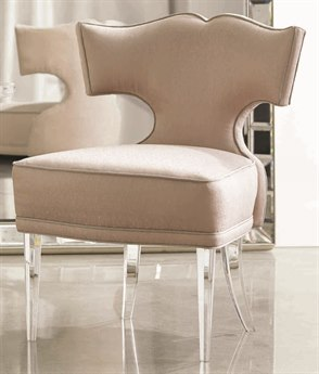 Caracole Classic Accent Chair Modern Living Room