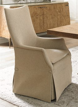 Caracole Classic Silver Dining Arm Chair