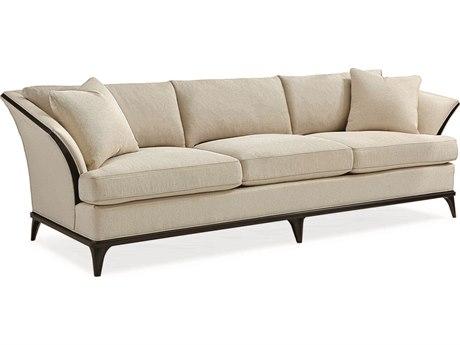Caracole Classic Cream Sofa CACUPH015114A