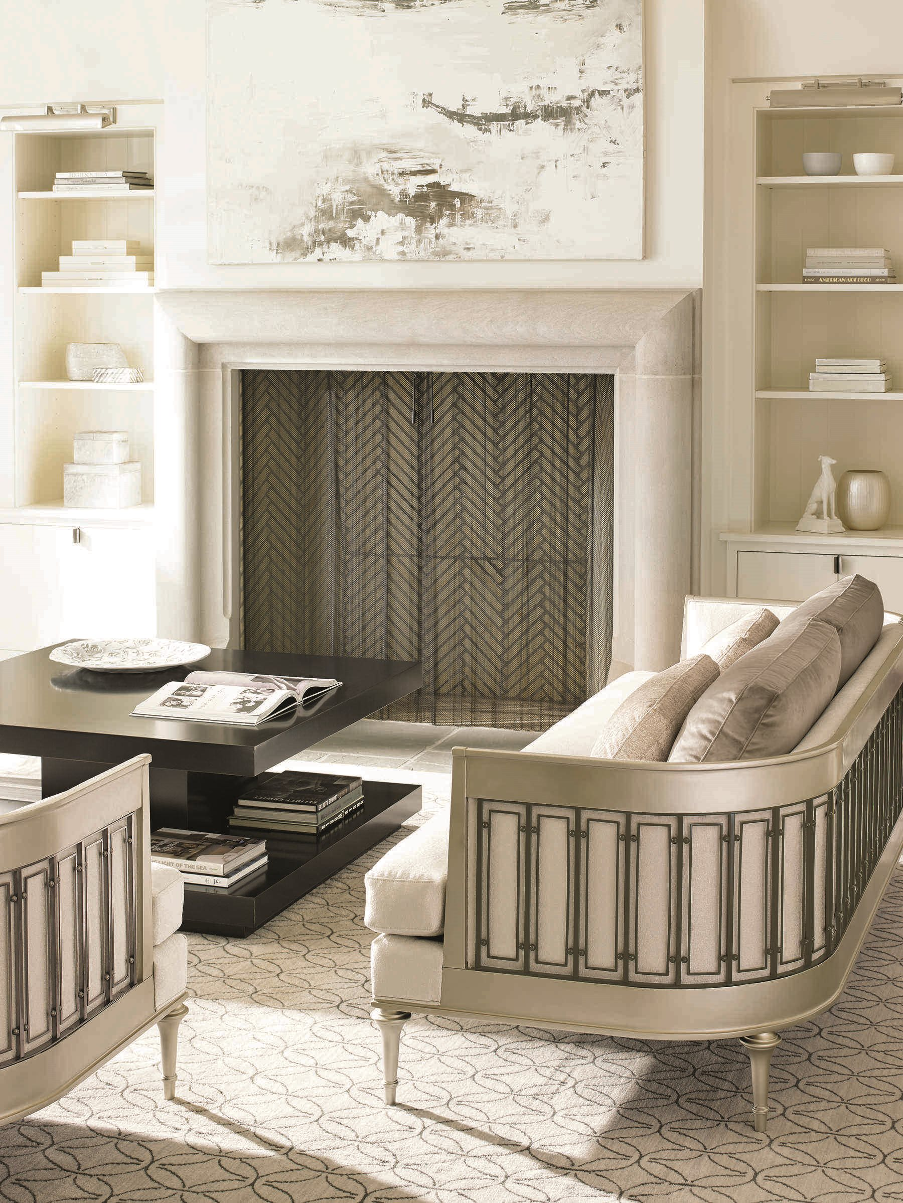 Caracole Classic Living Room Set | CACUPH015211ASET
