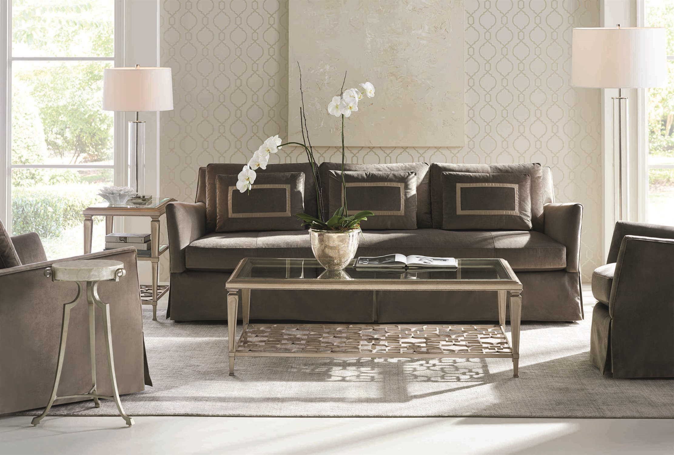 Caracole Classic Living Room Set | CACUPH417011ASET