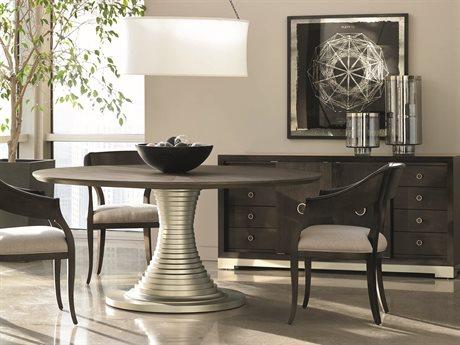 Caracole Modern Uptown Dining Room Set CAMM012016201SET
