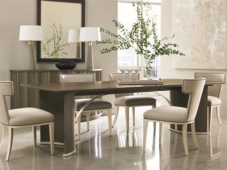 Caracole Modern Uptown Dining Room Set CAMM012016207SET