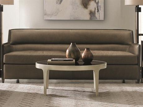 Caracole Modern Uptown Brown Sofa