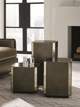 Caracole Modern Uptown Living Room Table Set CAMM011016419SET