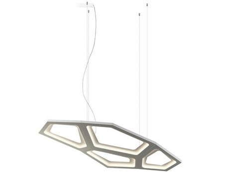 Carpyen Nura White 70'' Wide LED Pendant CRPNURA2