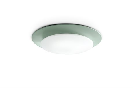 Carpyen Oslo Mint Green 21'' Wide LED Flush Mount Light CRPOSLOWALLMINTGREEN