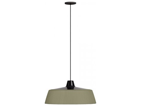 Carpyen Woody Olive Green 20'' Wide Pendant CRPWOODYPENDANTOLIVEGREEN