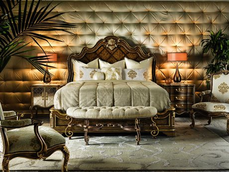 Carson Aria Bedroom Set