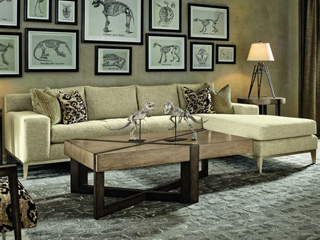 Carson Concierge Sectional Sofa with Right Arm Facing Chaise