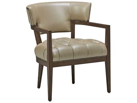 Carson Crescent Accent Chair