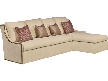 Carson Gallery Sectional Sofa with Right Arm Facing Chaise CARCGASEC