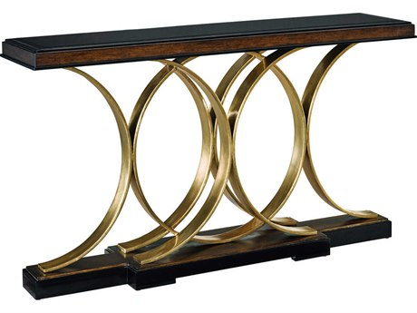 Carson Lyric 63'' Wide Rectangular Console Table CARCLY06