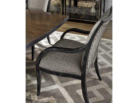Carson Lyric Arm Dining Chair CARCLY46CAV