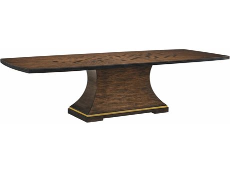 Carson Lyric 110'' Wide Dining Room Table CARCLY21