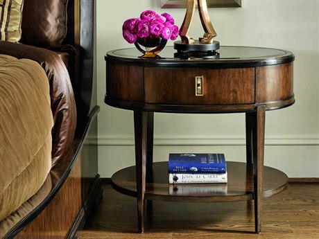 Carson Lyric One-Drawer Nightstand CARCLY13