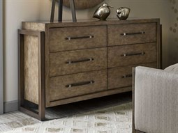 Tempo Six-Drawer Double Dresser