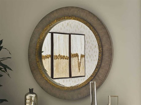 Carson Tempo Taupe Wall Mirror