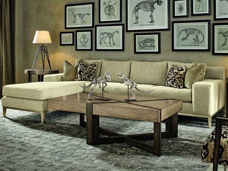 Carson Concierge Sectional Sofa with Left Arm Facing Chaise