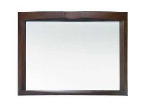 Palliser Case Goods Brooke 49W x 38H Portrait Dresser Mirror CX216401