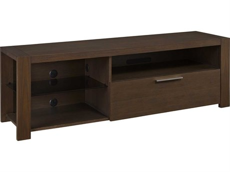 Palliser Case Goods Montreal Licorice 68'' x 18'' TV Stand