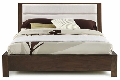 Palliser Case Goods Montreal Queen Upholstered Platform Bed