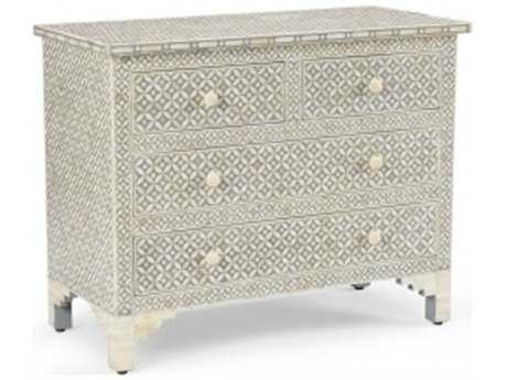 Chelsea House Milford Gray Chest of Drawers