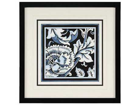 Chelsea House Blue & White Floral III Painting