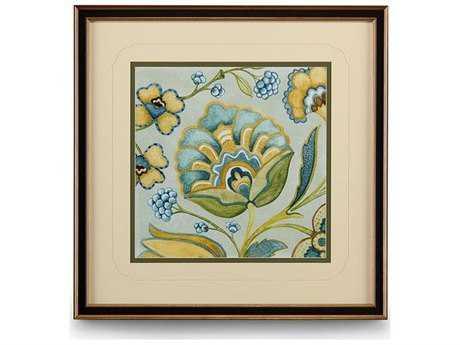 Chelsea House DecoratIVe Golden Bloom III Painting