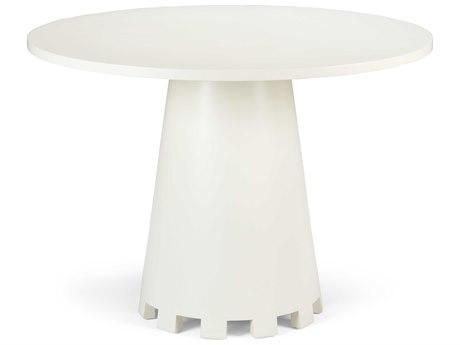 Chelsea House Loftin Cream 42'' Round Breakfast Dining Table