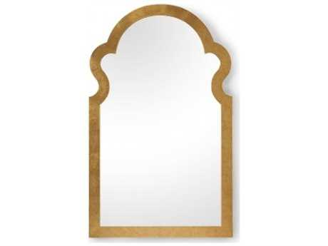 Chelsea House Jagger Antique Gold 32 x 52 Wall Mirror