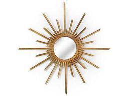 Antique Gold 46 x 46  Wall Mirrorr