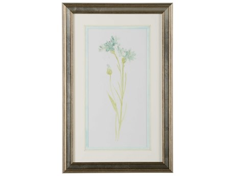 Chelsea House Corn Flower Study III Wood Wall Art