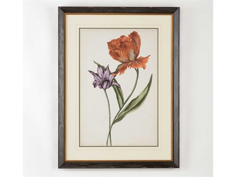 Chelsea House Two Tulips II Wood Wall Art