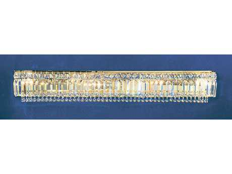 Classic Lighting Corporation Ambassador Six-Light Vanity Light C81626GCP