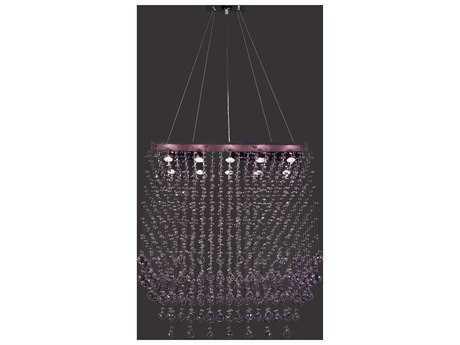 Classic Lighting Corporation Andromeda Chrome Ten-Light Pendant C816019CHCPH