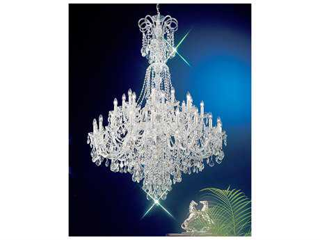 Classic Lighting Corporation Bohemia 40-Light 54'' Wide Grand Chandelier C88265CHC
