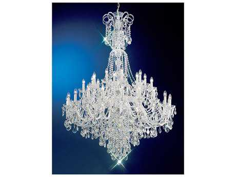 Classic Lighting Corporation Bohemia 40-Light 60'' Wide Grand Chandelier C88266CHC
