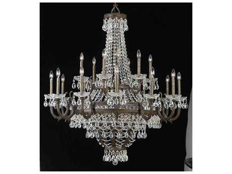 Classic Lighting Corporation Contessa 27-Light 46'' Wide Grand Chandelier