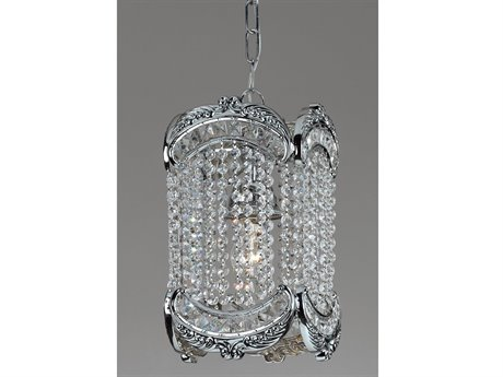 Classic Lighting Corporation Emily Pendant Light C869761CHCP