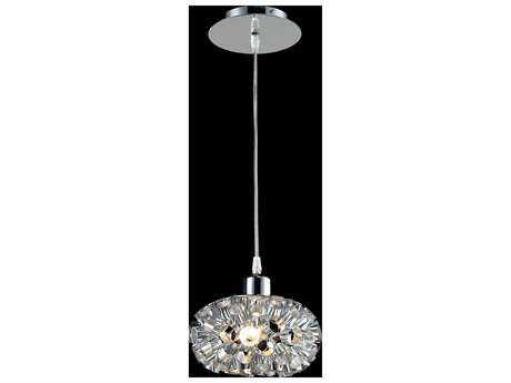 Classic Lighting Corporation Laguna Chrome Mini-Pendant Light C816151CH