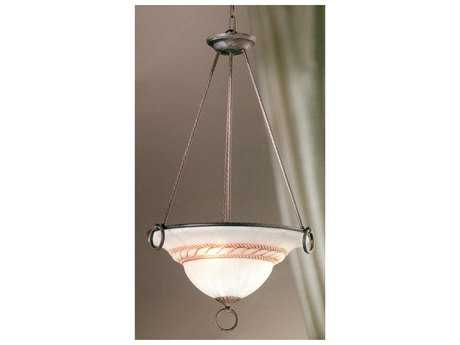 Classic Lighting Corporation Livorno Three-Light Pendant Light C840105BZ