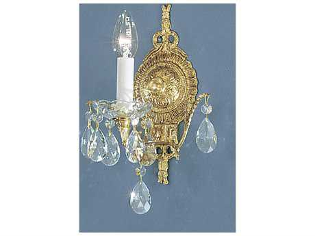 Classic Lighting Corporation Madrid Wall Sconce C85531OWBC